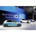 フォルクスワーゲンの次世代EV「ID.3」がデビュー 2020年夏に販売開始【フランクフルトショー2019】