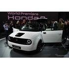 Honda eが正式デビュー。価格は300万ユーロ前後