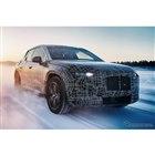 BMW iNEXT の開発プロトタイプ車