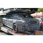 BMW 4シリーズ グランクーペ 開発車両スクープ写真