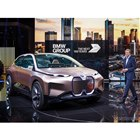 BMW ヴィジョン iNEXT(フランクフルトモーターショー2019)