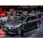 アウディ S4 アバント TDI 改良新型(フランクフルトモーターショー2019)