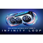 ASUS、完全一体型水冷システム「Infinity Loop」を採用したハイエンドビデオカード