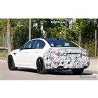 BMW M5 改良新型 スクープ写真