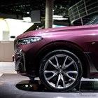 BMW X7 の「M50i」(フランクフルトモーターショー2019)