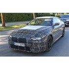 BMW 4シリーズ グランクーペ 新型プロトタイプ(スクープ写真)