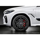 BMW X6 新型のMパフォーマンスパーツ