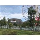 FUTURE EXPO会場のMEGA WEB