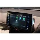 スマートフォンとの連携が可能なディスプレイオーディオと車載通信機は、全車に標準装備される。
