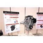トヨタ・ヤリス新型の、ハイブリッド車用1.5リットル・エンジン