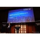 統合ソフトウェア「QNX AMP3.0」の発表会