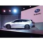 量産型の新型「スバル・レヴォーグ」は2020年後半の発売に向けて開発が進められている。