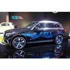 """燃料電池PHVの「GLC F-CELL」。4年後に車両を返却する義務のある""""クローズエンドリー..."""