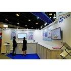 シンガポールで開催されたITS世界会議に出展したVICSセンター