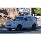 フォード 新型SUV 開発車両(スクープ写真)