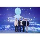 中国カーオブザイヤーをマツダ車として初受賞したマツダ 3 新型の授賞式(広州モーターショー2019)