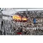 BMW 5シリーズ 改良新型 Mスポーツパッケージ(スクープ写真)