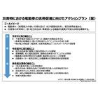 災害時における電動車の活用促進に向けたアクションプラン(案)