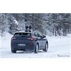 VW ID.4X 開発車両(スクープ写真)