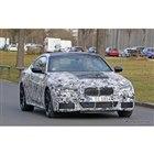 BMW 4シリーズ 次期型プロトタイプ(スクープ写真)