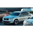 BMW コンセプト iX3
