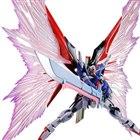 METAL ROBOT魂 <SIDE MS> デスティニーガンダム専用光の翼&エフェクトセット
