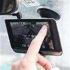 サンコー、4画面表示に対応した「360度ドライブレコーダー&リアカメラ」
