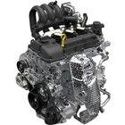 新開発の「R06D」型エンジン。