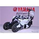 「転ばないバイク」ヤマハ発動機が市販化へ…日高社長が名言「数年以内に」