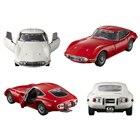 トミカプレミアムRS トヨタ2000GT(白)、トミカプレミアムRS トヨタ2000GT(赤)