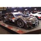 今シーズンのSUPER GT(GT500クラス)に参戦するニューマシンも出展され、来場者の注目...