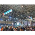ブース内には『スイフトスポーツ カタナエディション』や、『ジムニー シエラ マリンスタイル』といったコンセプトカーも展示されている。(東京オートサロン2020)