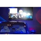 """「DBX」の紹介映像の中で""""Xポーズ""""を披露するX JAPANのYOSHIKI氏。"""