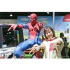 ダイハツ・タントカスタムMARVELスパイダーマンver.(東京オートサロン2020)