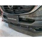 ピアノブラックで塗装済みのフロントアンダースポイラーは3月発売予定。(東京オートサロン2020)