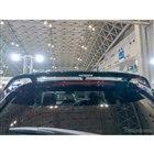 リアルーフスポイラーは未塗装設定のモデルも用意される予定。(東京オートサロン2020)