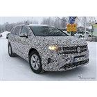 VW SMV 市販プロトタイプ(スクープ写真)