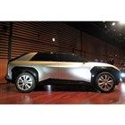 スバルとトヨタが共同開発するSUVタイプのEVは、2020年代前半の市場投入が予定されている。