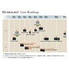「GFXシリーズ」用レンズの最新開発ロードマップ