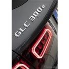 メルセデスベンツGLC改良新型の PHV「GLC 300 e 4MATIC」