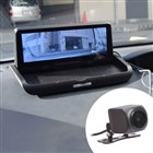 2位 視界を遮らない、ダッシュボード設置型の「置くだけドライブレコーダー」…1月24日