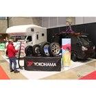 横浜ゴム(ジャパンキャンピングカーショー2020)