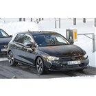 VW ゴルフ GTI TCR 新型プロトタイプ(スクープ写真)