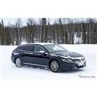 VW アルテオン シューティングブレーク 開発車両(スクープ写真)