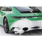 ポルシェ 911 GTS 新型プロトタイプ(スクープ写真)