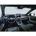 トヨタ RAV4 新型のPHV(欧州仕様)