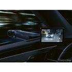 レクサス ES の2020年モデルのデジタルアウターミラー装着車(欧州仕様)