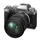 富士フイルム、ボディ内手ブレ補正搭載のミラーレスカメラ「X-T4」