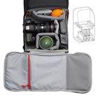 ハクバ GW-PRO RED バックパックライト 02 M カメラバッグ