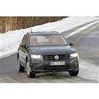 VW ティグアン GTE プロトタイプ(スクープ写真)